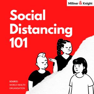 Social Distancing 101 - Coronavirus Disease (COVID-19) Prevention